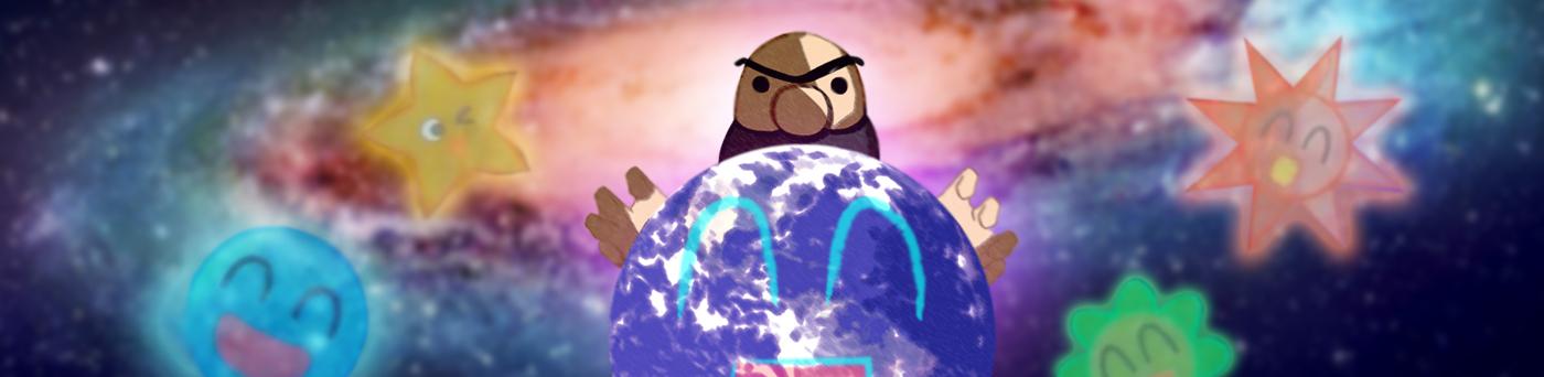 瘋狂老爹 - 動畫就如同宇宙般無國界,讓所有感人動畫都被看見!