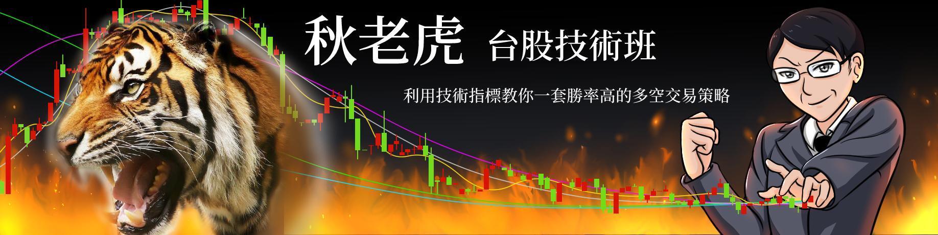 秋老虎台股技術班