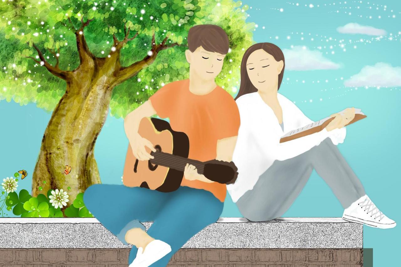 跟吳叔叔一塊蛋糕學吉他:立志做你學吉他的好夥伴~