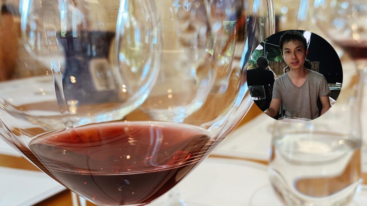 跟著班班喝葡萄酒