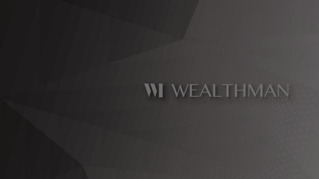 WEALTHMAN & COMPANY