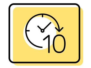 只要十分鐘,符合時代潮流的高效率學習方式